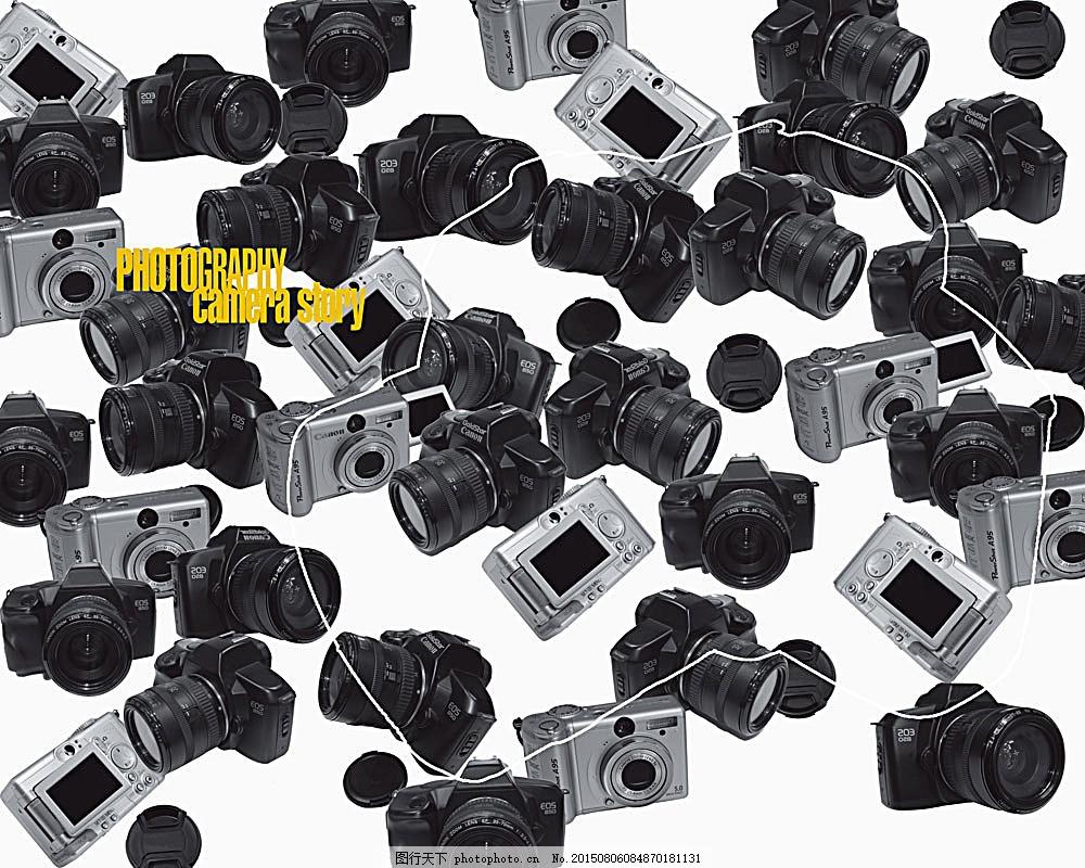 相机背景素材 相机 相机设计 数码相机 背景 底纹背景 卡通背景 海报