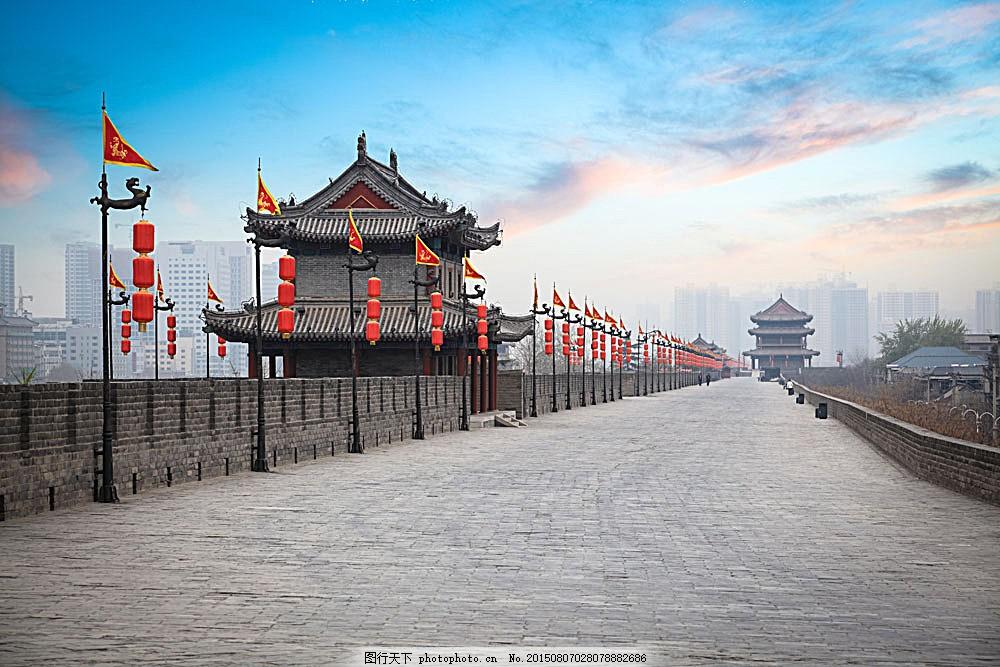 中国古代城墙