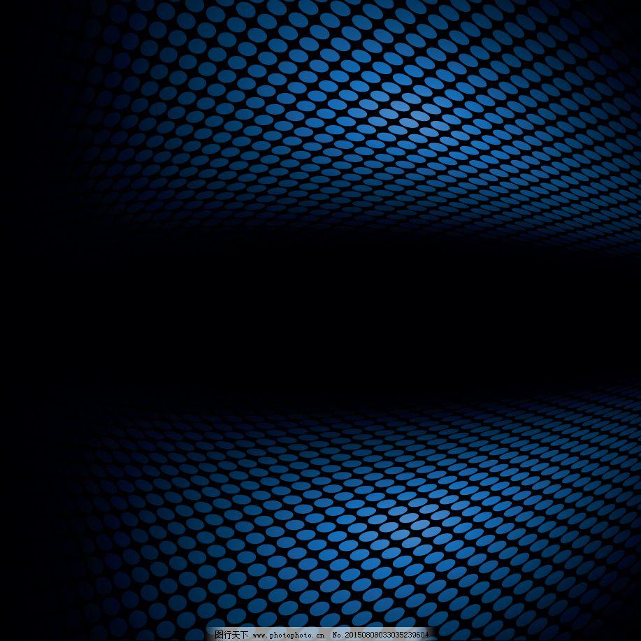 深蓝灰色欧式壁纸贴图
