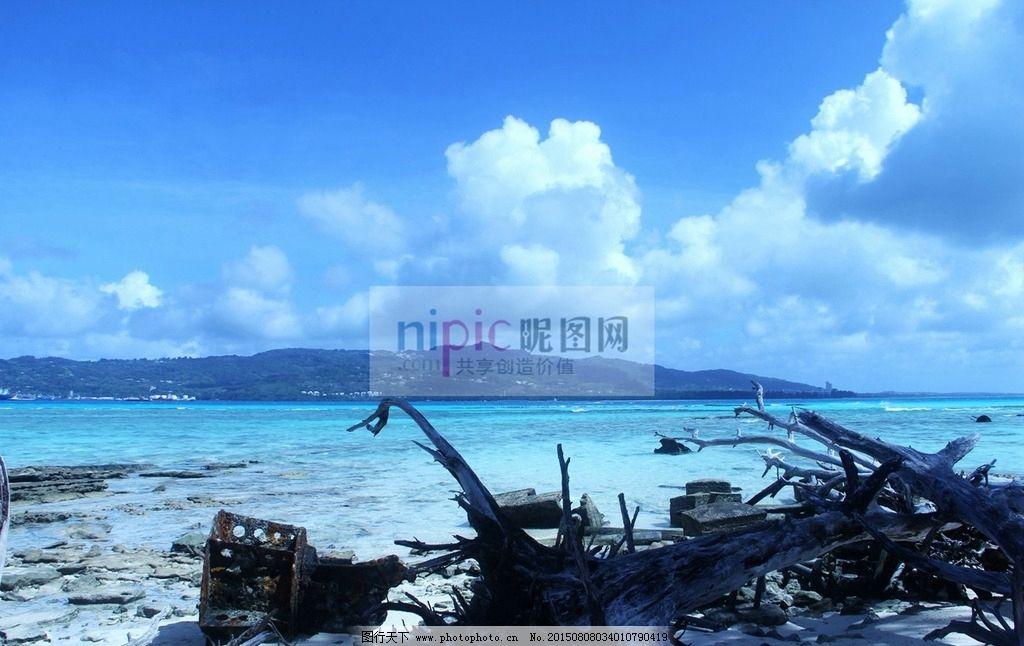 塞班岛风景图片