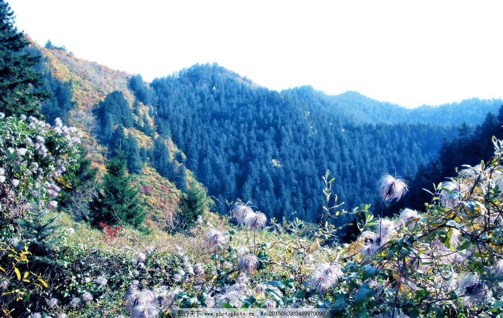 兰州兴隆山 兰州 兴隆山 秋天 秋景 摄影 自然景观 自然风景 96dpi