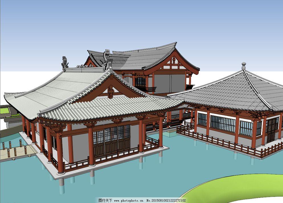 古建 古建 古代建筑 古代民居 传统名居 江南民居 中式古建筑 仿古图片