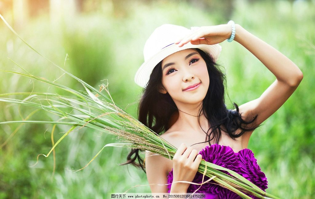 少女 韩国 小清新 艺术照 个人写真 摄影 人物图库 女性女人 72dpi