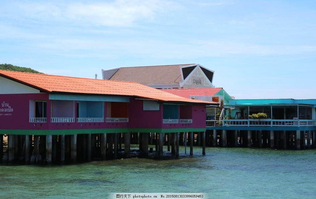 泰国芭提雅格兰岛