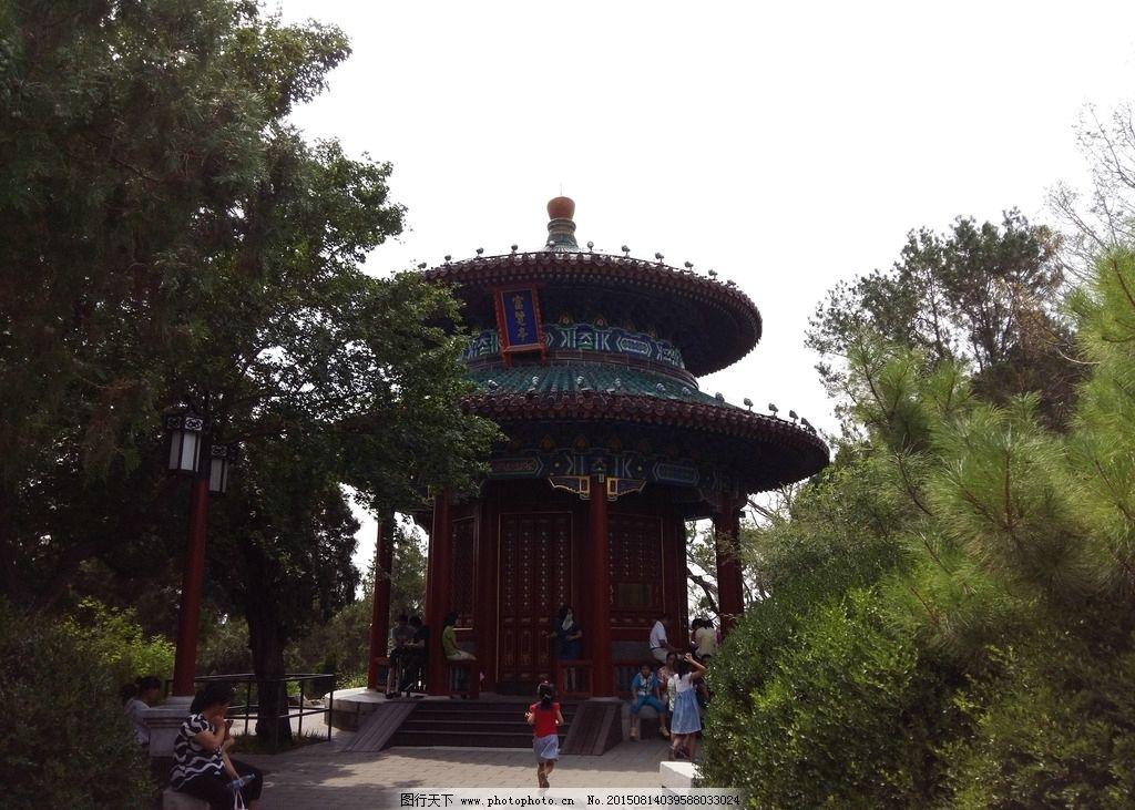 中式亭子图片图片