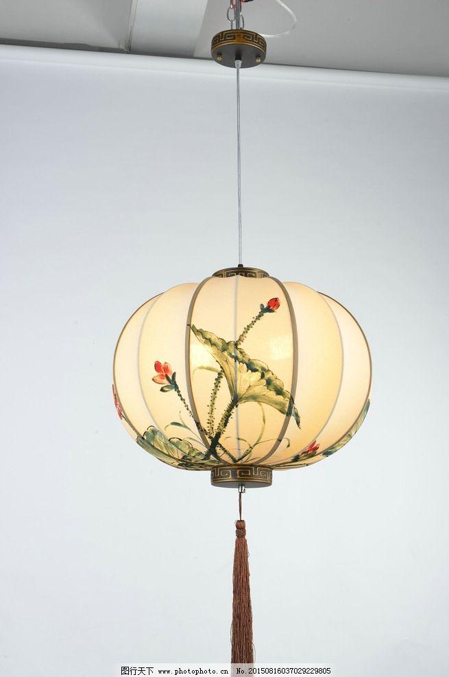 中式灯 吊灯 灯具图片图片