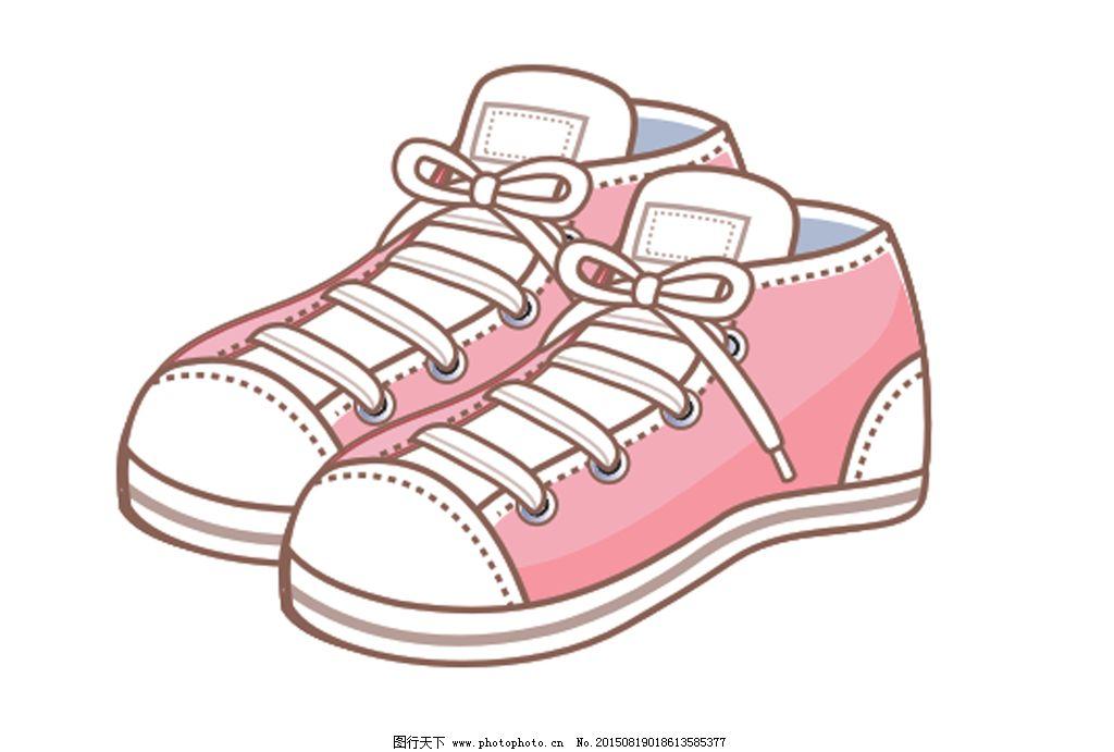 鞋子 矢量鞋子 帆布鞋 cdr鞋子 鞋款 其他 标识标志图标 矢量 cdr cdr