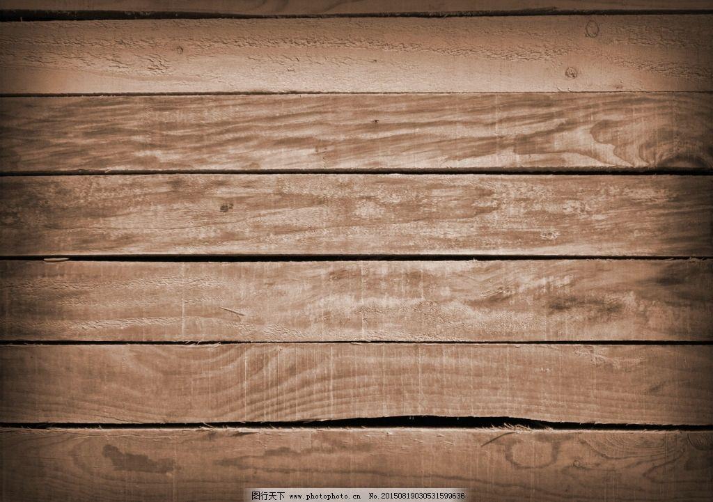 泛白木板条背景