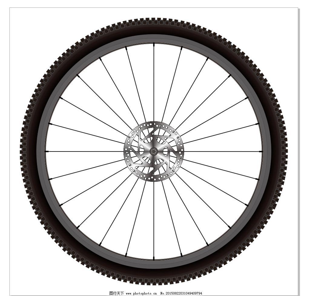 cdr 车轮 单车