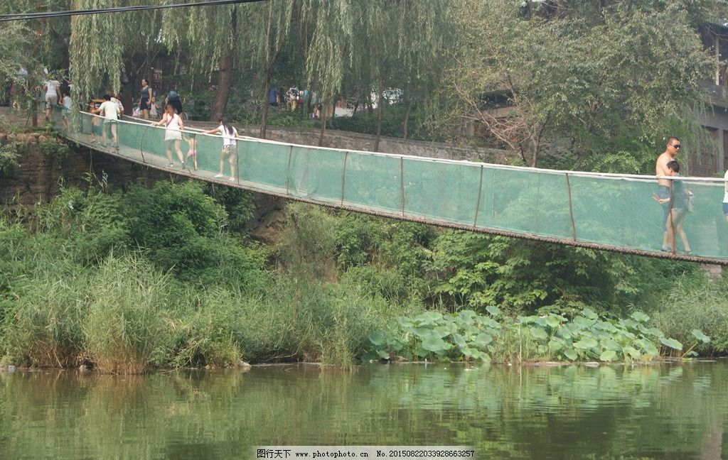 迷你世界电路吊桥