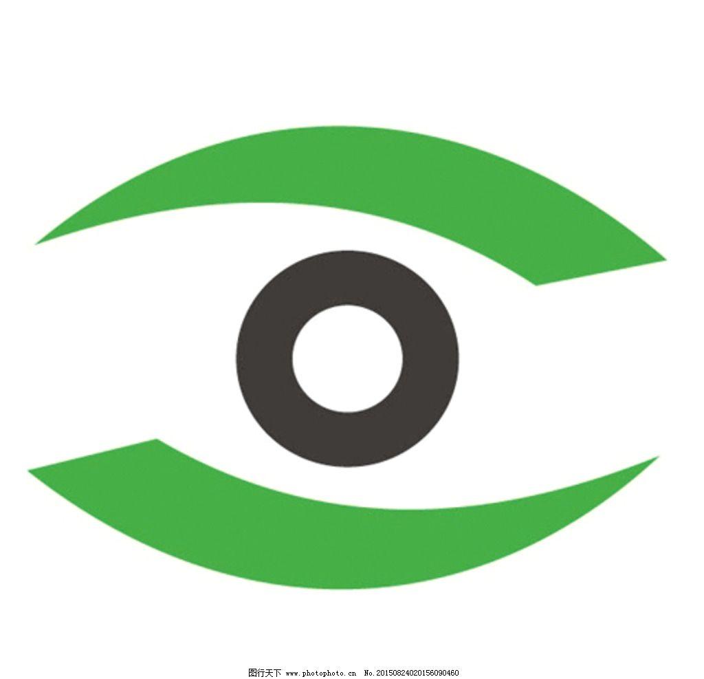 眼镜可爱logo