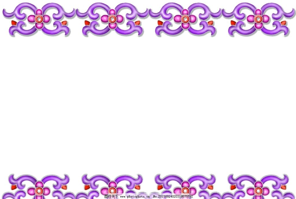 花框 画框 边框 欧式花边