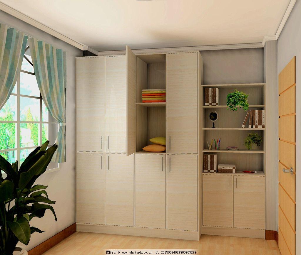 壁柜图片_室内设计_环境设计_图行天下图库
