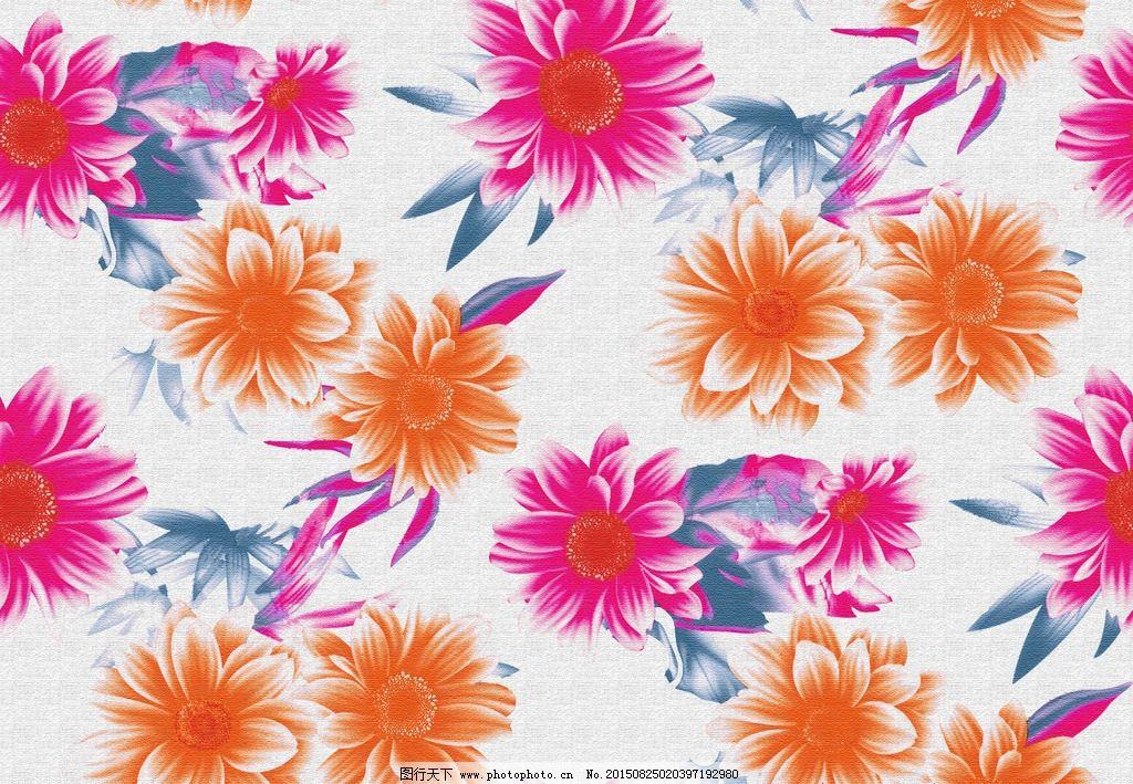 衣服花纹-花背景壁纸