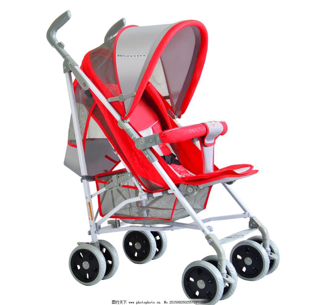 婴儿推车 主图 产品后期