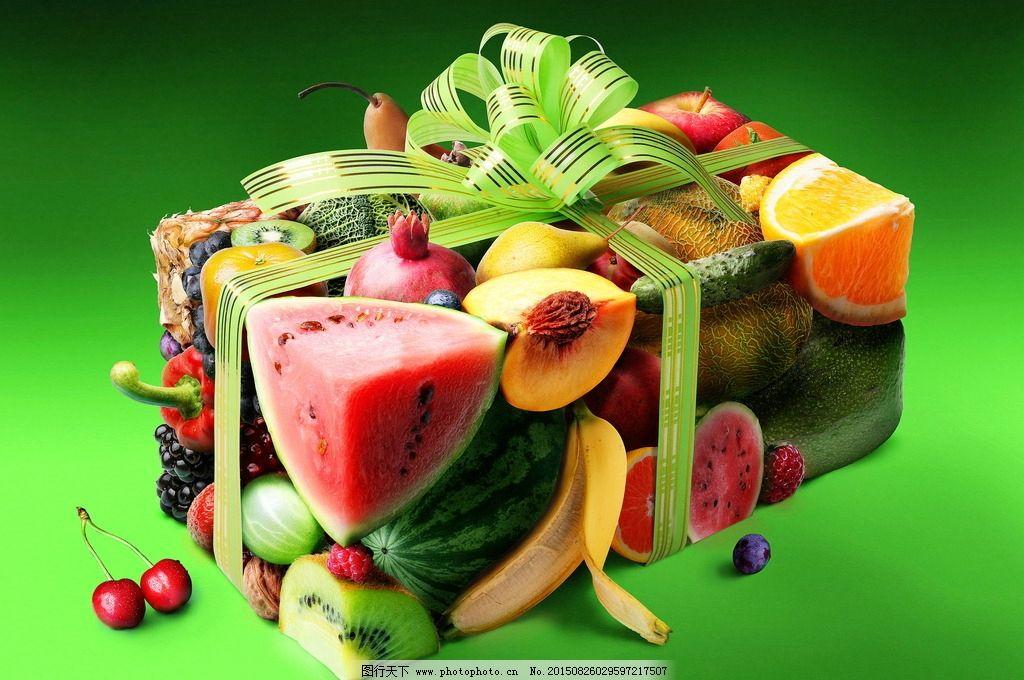 另类水果礼盒