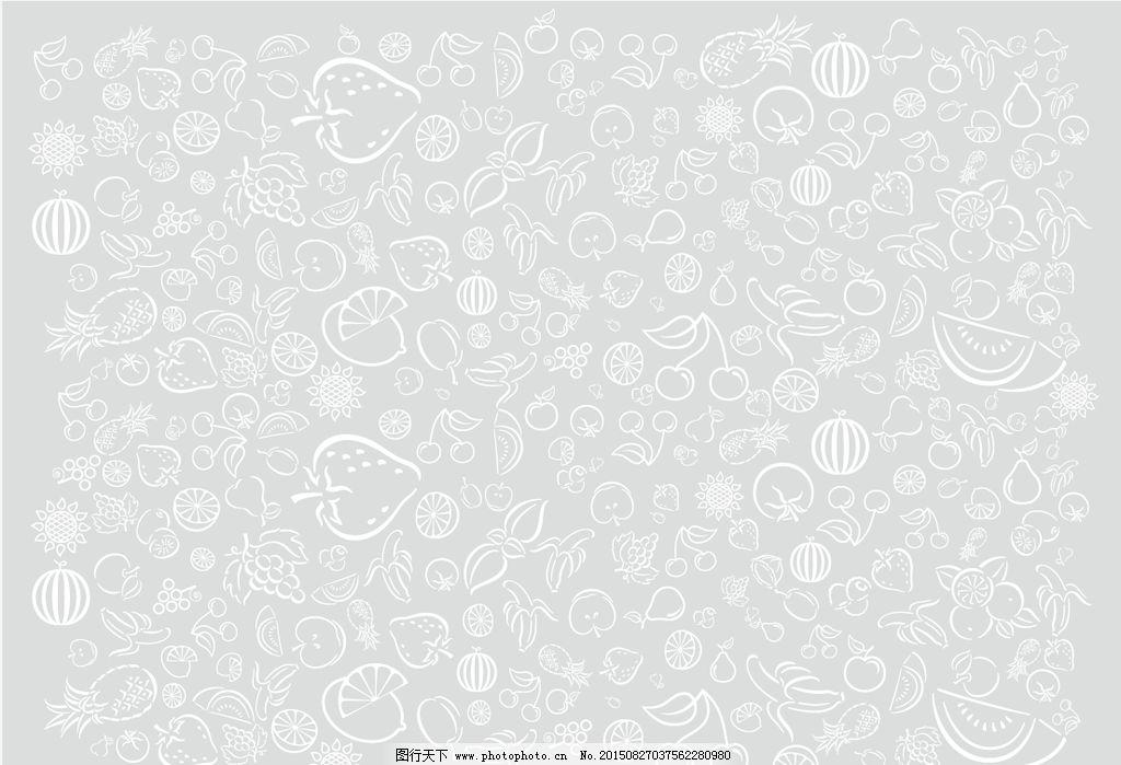 高清电脑壁纸菠萝可爱