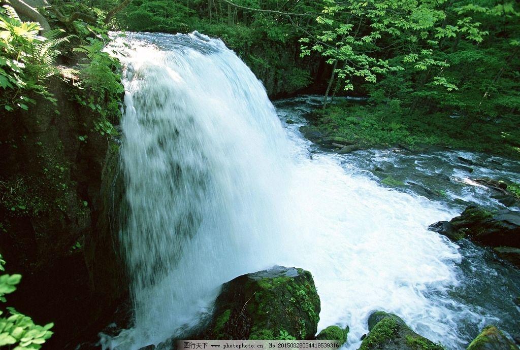 风景 环保 环境 大自然 水流 瀑布 摄影 自然景观 山水风景