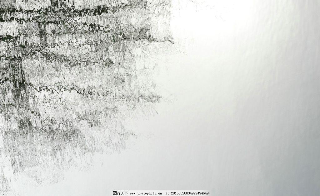 倒影 水中树影 意境图 黑白照 虚影 摄影 自然景观 其他