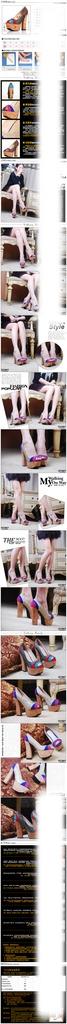 女鞋详情页