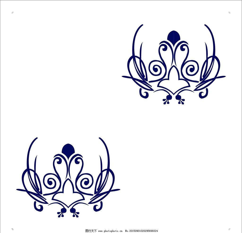 欧式花   背景花纹