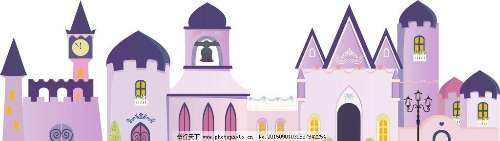 梦幻卡通城堡