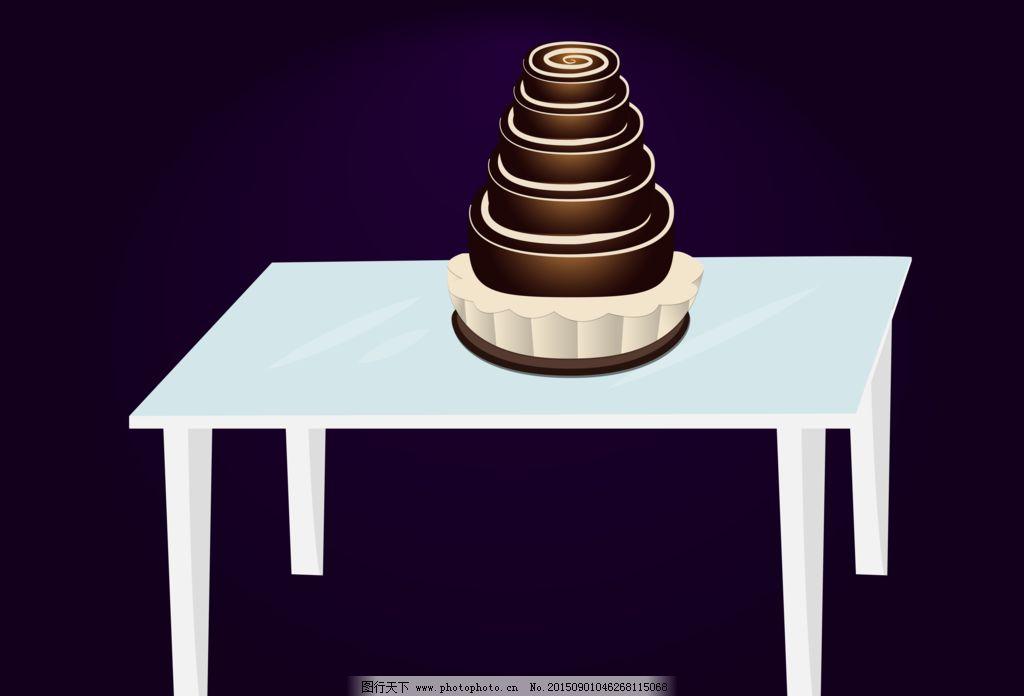 蛋糕 巧克力蛋糕 糕點 蛋塔 生日蛋糕 生活百科 餐飲美食