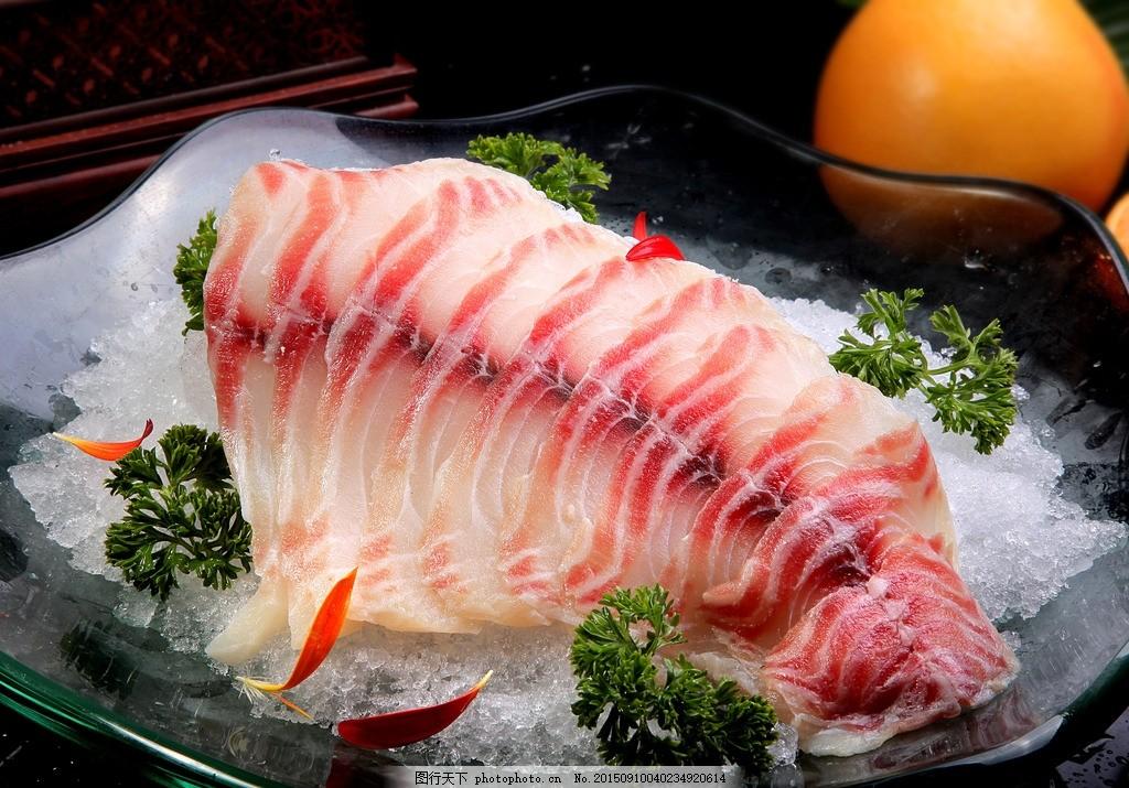 生鱼片 鲜鱼片 鱼片 素材 火锅 美食 火锅菜品素材大全 摄影 餐饮美食图片