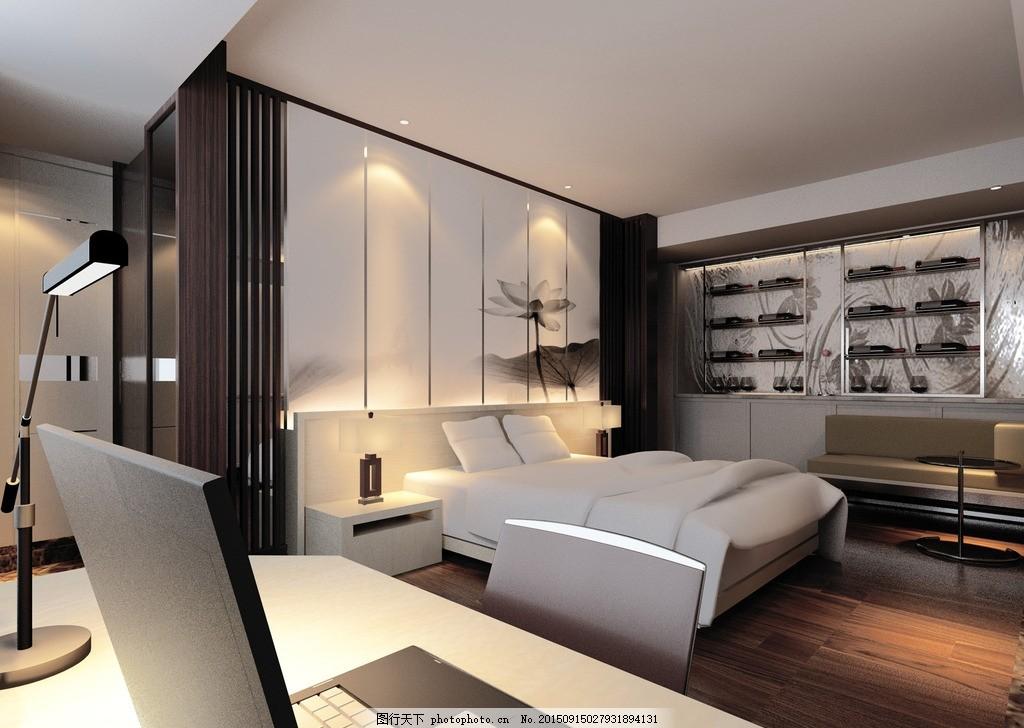 酒店 酒店房间 装修设计 豪华套房 会所 摄影 建筑园林 室内摄影 300