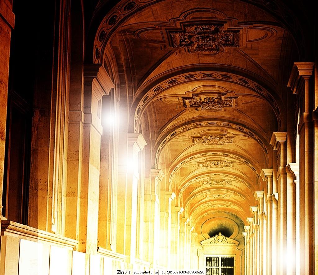 复古 欧式宫殿