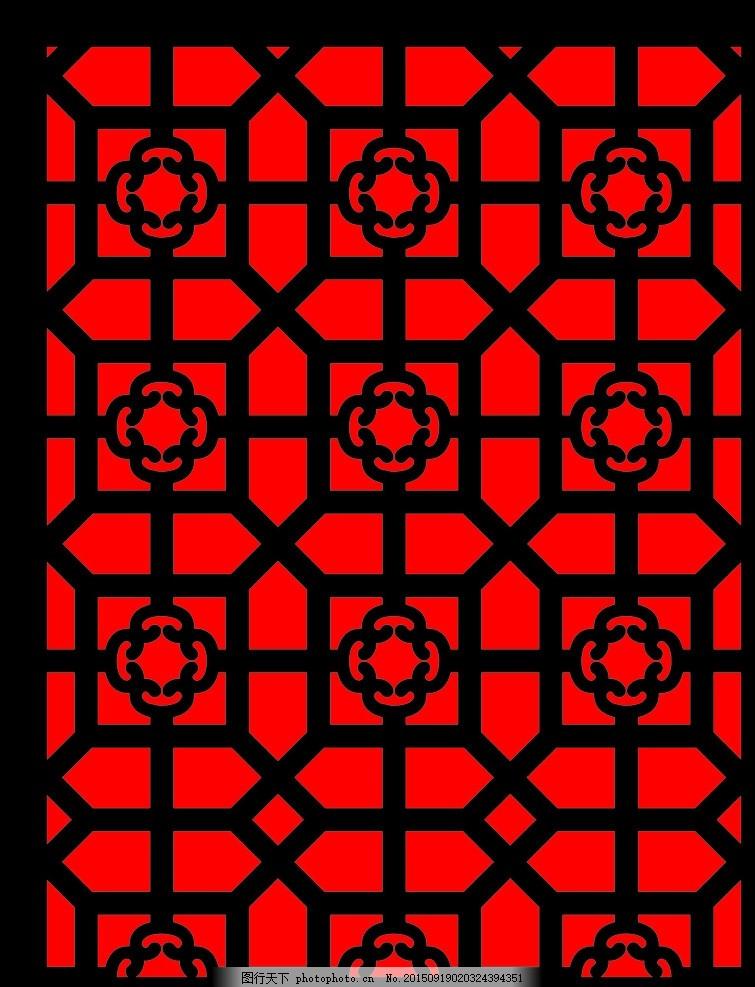 窗花 通花 木雕 古典门窗 古典雕花 镂空雕刻 中式镂空 欧式镂空 木雕