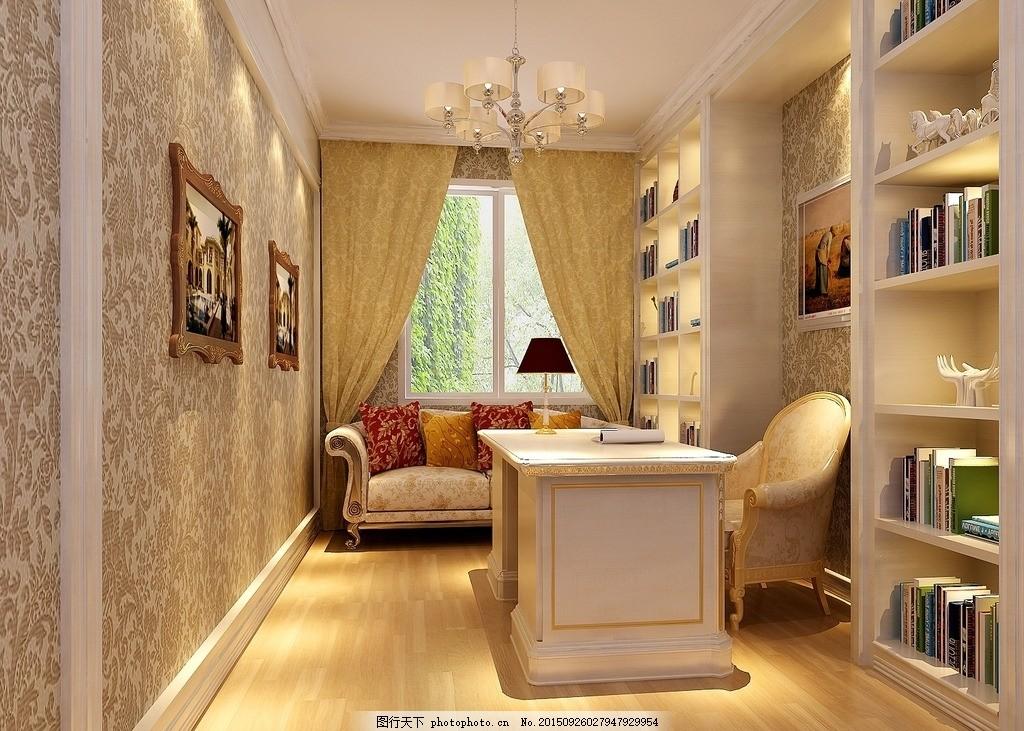 室内设计 壁纸 墙布 欧式