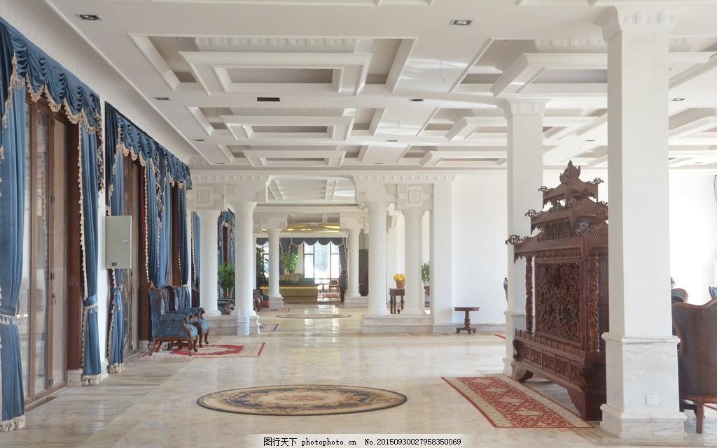 欧式装修 欧式风格 欧式家居 大厅 法式吊顶 法式天花板 窗帘 地毯